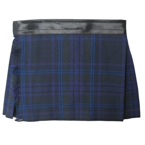 Baby-/Kleinkind-Kilt Spirit of Scotland-Tartanmuster - 6 12 Monate (Kinder Ghillie Anzug Kostüme)