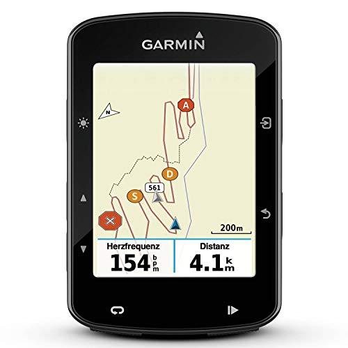 "Garmin Edge 520 Plus GPS-Fahrradcomputer - Leistungswerte, Navigationsfunktionen, Europakarte, 2,3\"" Display"