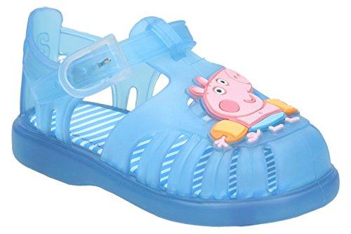 Igor Sandales Bébé Enfant Tobby George Peppa Pig S10101 Bleu xI8SExh