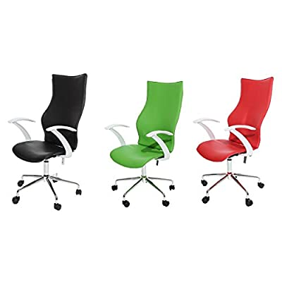 Charles Jacobs Modern Executive Office Chair With Adjustable Tilt Mechanism - Choice Of Colours