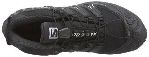 SalomonXA Pro Mid GTX - Scarpe da trekking e da passeggiata Donna Nero (Schwarz (Black/Black/Asphalt))