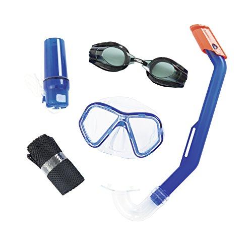 Bestway Hydro-Swim Schnorchel-Set, für Kinder Lil' Bar… | 06942138939019