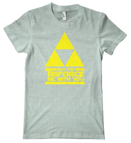 may-the-triforce-be-with-you-american-apparel-camiseta