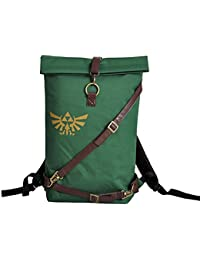 Zelda - Sac à dos Link - Avec boucles - Vert - Elbenwald