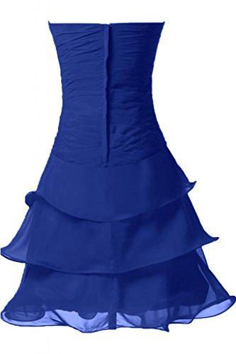 Sunvary Charming Sweetheart vestito da damigella d'onore abito Homecoming-Pantaloncini per ragazzi Blu