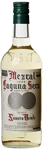 Mezcal Laguna Seca -mit Wurm  Tequila (1 x 0.7 l)