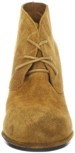 Buffalo London 411-8699 Cow Suede 134405, Scarpe chiuse col tacco donna Marrone (Braun (TAN 01))