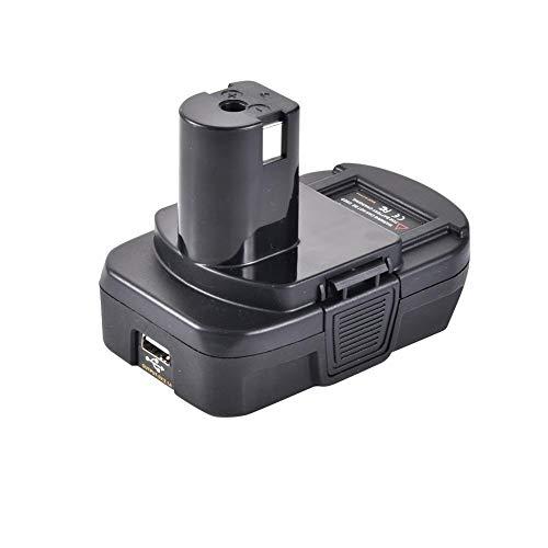Class-Z BPS20ROB Adapter-Akku Adapter,18V / 20V Lithium-Batterie Konvertieren Mit USB-Ladeanschluss Lithium- Und Nickel-Ladegerät Für Akku-Konverter