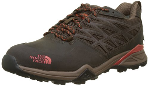 The North Face Herren Hedgehog Hike Gore-Tex Trekking-& Wanderhalbschuhe, Braun (Brown/Tibetan Orange), 45 EU North Face Sport Shoes