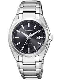 Citizen Damen-Armbanduhr Analog Quarz Titan EW2210-53E
