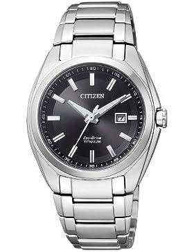 Citizen Damen-Armbanduhr Analog Quarz Titan EW2210-53E