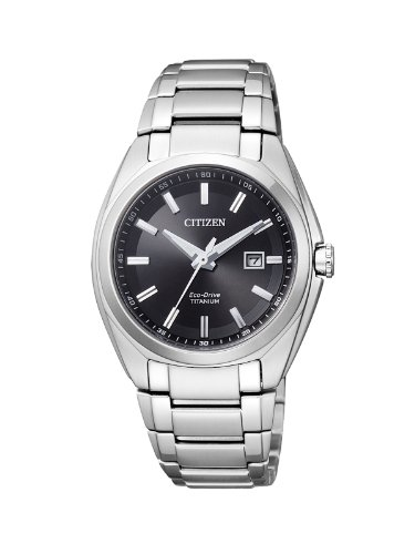 Citizen supertitanio eco drive ew2210-53e - orologio da polso donna