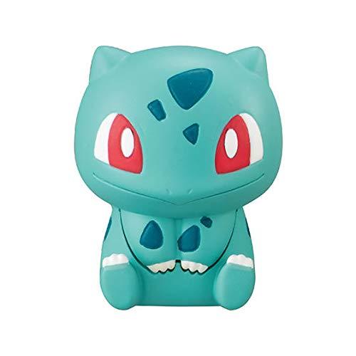 Pokemon Figure CLip Figulip Mini Figure~Bulbasur Bisasam 1pc