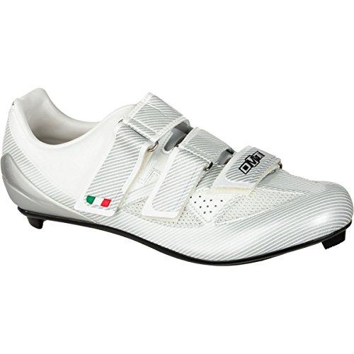 Diamant Dmt - Zapatillas dmt libra, talla 40.5, color blanco / plata