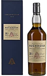 Auchroisk 30 Year Old 2012 Special Release Single Malt Whisky, 70 cl by Auchroisk