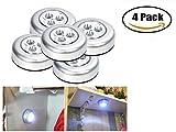 Setsail 4 LED Nachtlicht Pat Licht Touch Licht Indoor und Outdoor LED-Leuchten, Garten Gartenleuchten