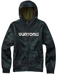 Burton Jungen Bonded Full-Zip Hoodie