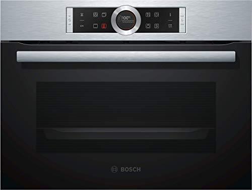Bosch CBG675BS3 Four (Electrique/encastrable) / 59,4 cm/AutoPilot/Horloge électronique