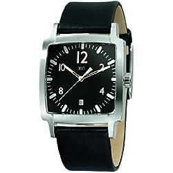 XEN Armbanduhr mit antiallergenem Lederband XQ0227