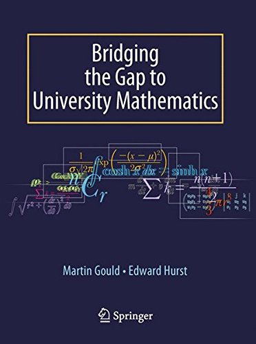 Bridging the Gap to University Mathematics - Direkte Gap