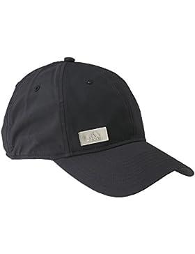 adidas Perf Cap Metal - Gorra unisex, color negro / azul / plata, talla OSFW