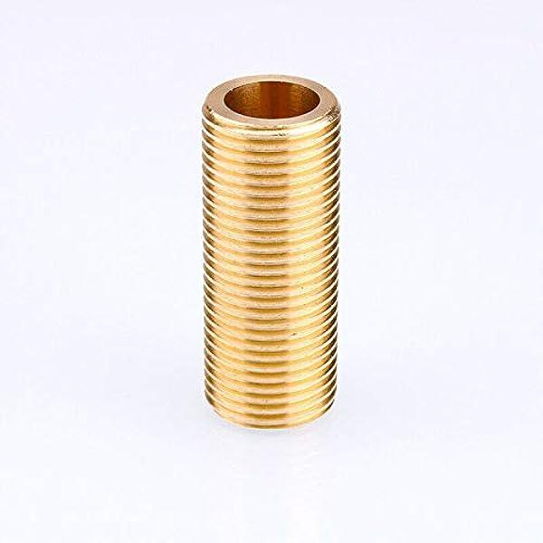 Running Nipple BSP Thread Brass 34