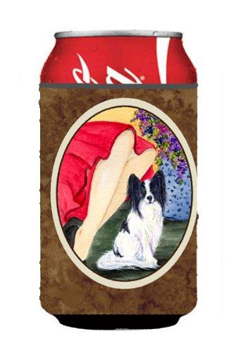 lady-con-il-suo-papillon-michelob-ss8523muk-koozies-ultra-sottile-per-lattine-can-hugger-multicolore