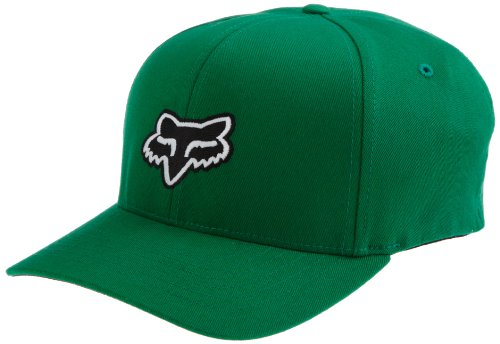 Fox Herren Cap Legacy FelxFit Hat Kelly Green