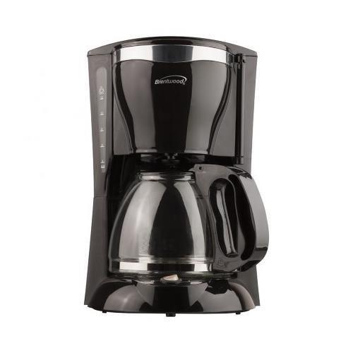 Preisvergleich Produktbild BRENTWOOD TS217 Brentwood 12-Cup Coffee Maker (Black) by Brentwood