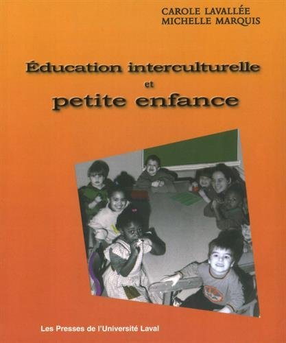 Education interculturelle et petite enfance