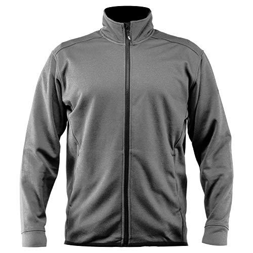 Zhik Purrsha Fleece Jacket 2019 - Ash L Ash Fleece