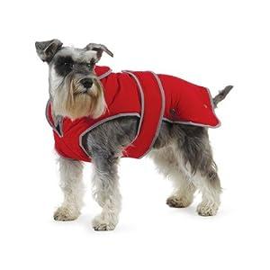 Ancol Pet Muddy Paws - Manteau réfléchissant pour chien