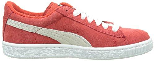 Puma Jungen 355110 Z Sneaker Rot - Rouge (High Risk Red/White)