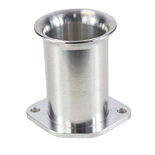 Ramair Filters Bot-40–60–1PK único Weber dcoe 40mm perno de velocidad pila de trompeta, 60mm