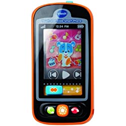 VTech – Baby's 1st Smartphone – Baby Touch Phone Version Anglaise (Import Royaume-Uni)