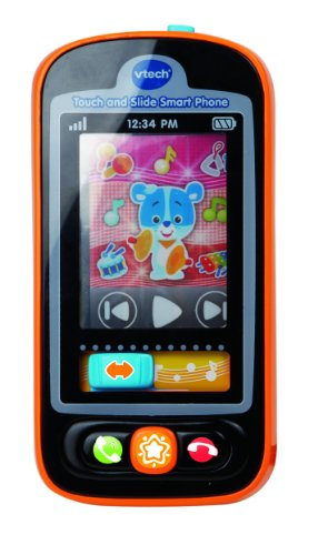 Image of VTech Baby Baby's First Smartphone - Multi-Coloured
