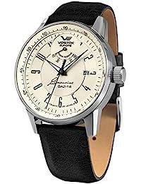 Vostok Europe Reloj de caballero YN85-560A518