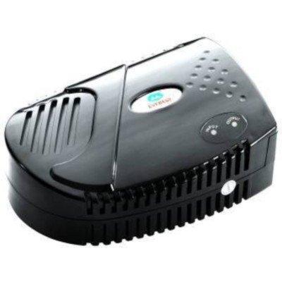 Everest ELS 600 Mini Ultra Voltage Stabilizer (Black)