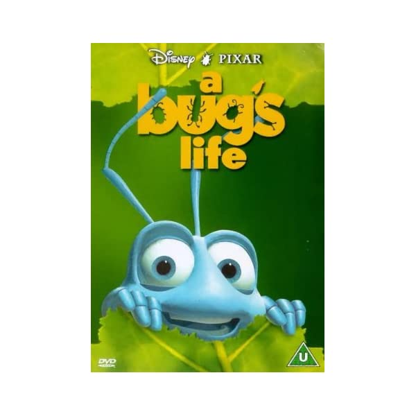 a bug's life [dvd] [1999] A Bug's Life [DVD] [1999] 41P948ZTM5L