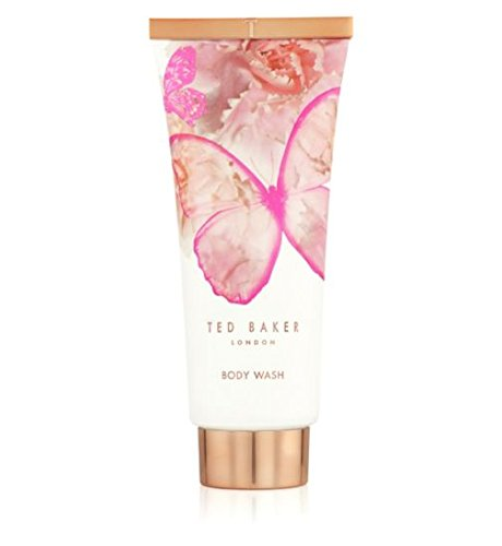949be7c61 Ted Baker ~ White Butterfly Body Wash 200ml ~ Pack of 2