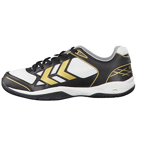 Hummel  OMNICOURT Z4 TROPHY, Chaussures Multisport Indoor adulte mixte Blanc - Blanc