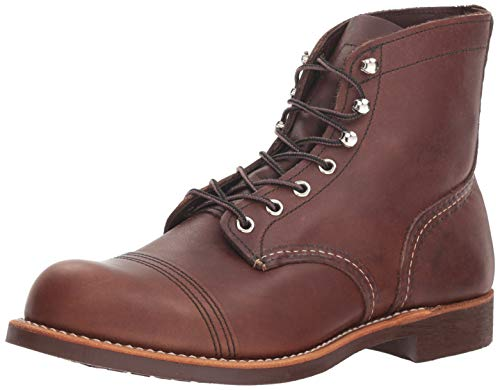 Red Wing 8111, Herren Schnürschuhe, ambar harness, 44.5 EU