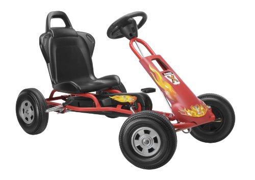 Imagen 1 de Ferbedo 5133 Tourer - Kart en color rojo (importado de Alemania)