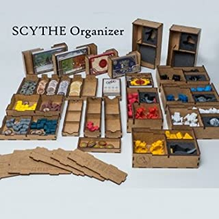 ADC Blackfire Entertainment 91746 Scythe Organizer Case