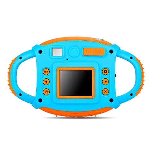 Meisijia GM06 Bambino Handheld Cam Giocattolo Portatile DV del Fumetto Mini Selfie Camera 3 Milioni di Pixel Fotocamera