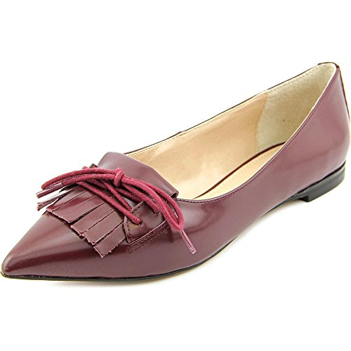 French Connection Geneva Donna US 7 Rosso Ballerine