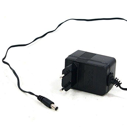 Dekohelden24 Adapter Netzteil für Schwibbögen 230V/ 4,5 Volt/ 300mA -