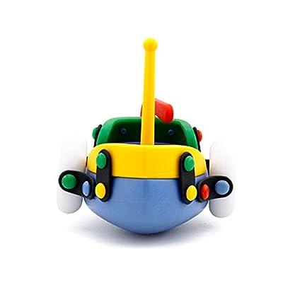 Schäfer 089.003 - Mic-O-Mic kleines Boot 11 x 8,5 cm von Schäfer