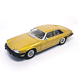 LUCKY Die-Cast 1:18 1975 Jaguar XJS Modelo vehículo,