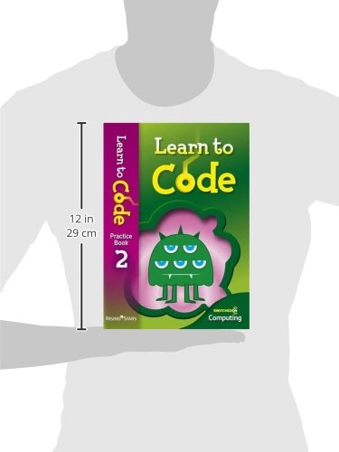 Learn to Code Pupil Book 2